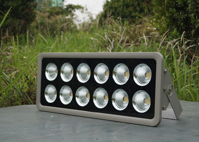 600 W Exterior LED Flood Lights Bright Led Cob Floodlight Cool White 6000K
