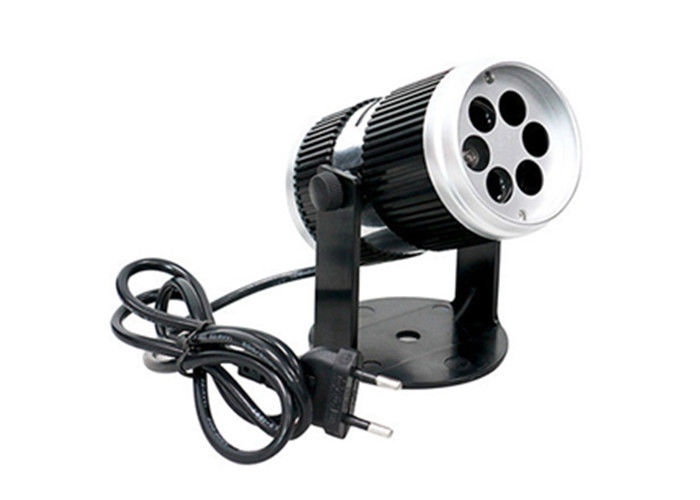 Outdoor LED Stage Spotlights 4W Led Theatre Stage Lighting 1.5 Meters Power Cable